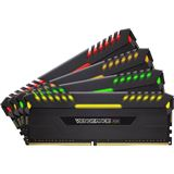 32GB Corsair Vengeance RGB DDR4-3333 DIMM CL16 Quad Kit
