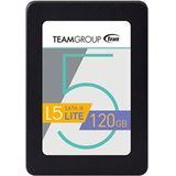 "120GB TeamGroup L5 Lite 2.5"" (6.4cm) SATA 6Gb/s 3D-NAND TLC"