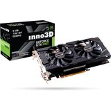 6GB INNO3D GeForce GTX 1060 Twin X2 Aktiv PCIe 3.0 x16 (Retail)