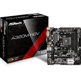 ASRock A320M-HDV AMD A320 So.AM4 Dual Channel DDR4 mATX Retail