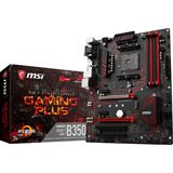MSI B350 GAMING PLUS AMD B350 So.AM4 Dual Channel DDR4 ATX Retail