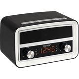 Denver Clockradio CRB-619 Schwarz