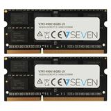 16GB V7 DDR3L-1866 SO-DIMM CL13 Dual Kit