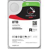 "8000GB Seagate IronWolf Pro NAS ST8000NE0004 256MB 3.5"" (8.9cm) SATA 6Gb/s"