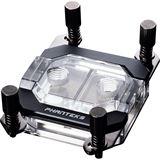 Phanteks C350a CPU-Wasserkühler RGB Acryl schwarz