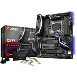 MSI X299 Gaming Pro Carbon AC Intel X299 So.2066 Quad Channel DDR4