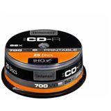 Intenso CD-R 700 MB bedruckbar 25er Spindel (1801124)