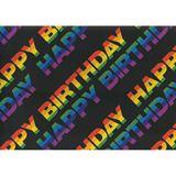 """Susy Card Geschenkpapier """"Happy 2"""", auf Rolle"""
