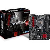 ASRock H110M-G/M.2 Intel H110 So.1151 Dual Channel DDR4 mATX Retail