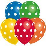 """Susy Card Luftballons """"Confetti"""", farbig sortiert"""