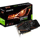 6GB Gigabyte GeForce GTX 1060 G1 Gaming 6G Aktiv PCIe 3.0 x16 (Retail)