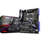 MSI X299 GAMING PRO CARBON Intel X299 So.2066 Quad Channel DDR4 ATX