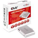 Club 3D Adapter USB 3.0 Typ C > USB/MicroUSB/SD/MicroSD St/Bu