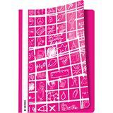 HERMA Schnellhefter A4 SCHOOLYDOO pink 10St.