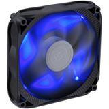 Fortron CF12F11 120x120x25mm 1000 U/min 20 dB(A) schwarz/transparent
