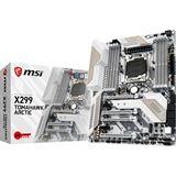 MSI X299 TOMAHAWK ARCTIC Intel X299 So.2066 Quad Channel DDR4 ATX