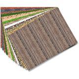 """folia Motivkarton """"Strukturen"""", 500 x 700 mm, 270 g/qm"""