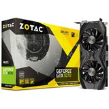 8GB ZOTAC GeForce GTX 1070 AMP Core Edition Aktiv PCIe 3.0 x16