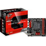 ASRock Fatal1ty AB350 Gaming-ITX/ac AMD B350 So.AM4 Dual Channel DDR4