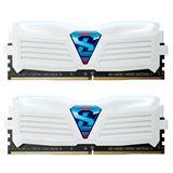 16GB GeIL EVO Super Luce weiße LED weiß DDR4-2400 DIMM