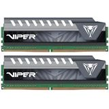 8GB Patriot Viper 4 Elite grau DDR4-2133 DIMM CL14 Dual Kit