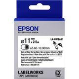 Epson TAPE - LK6WBA11 HST schwarz