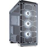 Corsair Crystal 570X RGB mit Sichtfenster Midi Tower ohne Netzteil weiss