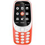 Nokia 3310 Dual-SIM rot