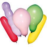 SUSY CARD Luftballons, Farben und Formen sortiert Inhalt: 25