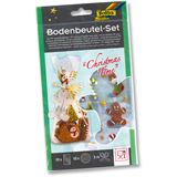 Folia Zellglasbeutel-Set CHRISTMAS TIME, 145 x 235 mm