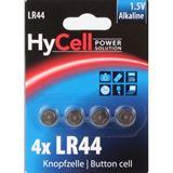 ANSMANN HyCell LR44 Alkaline Knopfzellen Batterie 1.5 V 4er Pack