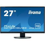"""27"""" (68,58cm) iiyama ProLite X2783HSU-B3 schwarz 1920x1080"""