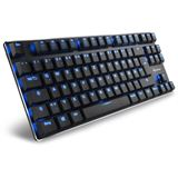 Sharkoon PureWriter TKL blau [DE] schwarz