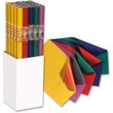 """Folia Geschenkpapier """"Bicolor"""", auf Rolle, hochrot/grün"""