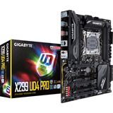 Gigabyte X299 UD4 PRO Intel X299 So.2066 Quad Channel DDR ATX Retail