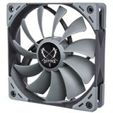 Scythe Kaze Flex 120x120x27mm 1200 U/min 24.9 dB(A) grau