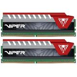 16GB Patriot Viper 4 Elite rot DDR4-2666 DIMM CL16 Dual Kit