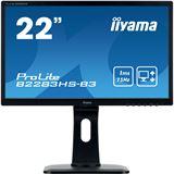 "22"" (55,88cm) iiyama ProLite B2283HS-B3 schwarz 1920x1080 1xHDMI"