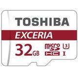 32 GB Toshiba Exceria M302-EA microSDHC Class 10 UHS-I U3 Retail