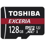 128 GB Toshiba Exceria M302-EA microSDXC Class 10 UHS-I U3 Retail