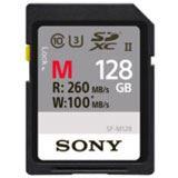 128 GB Sony SF-M SDXC Class 10 UHS-II U3 Retail