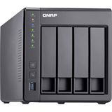 QNAP TS-431X2-2G 4 BAY 1.7GHZ QC 2G