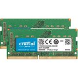 16GB Crucial CT2C8G4S24AM DDR4-2400 SO-DIMM CL17 Dual Kit