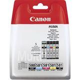 Canon Tinte PGI-580PGBK/CLI-581 2078C005 farbig