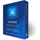 Acronis Backup Adv. Workst. 12.5 AAP DVD [DE] BOX