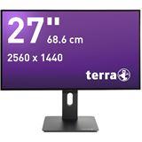 """27"""" (68,58cm) Terra Greenline Plus 2766W PV schwarz 2560x1440"""