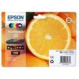 Epson Claria Premium INK 33 5-COLOUR-MULTIPACK EXPRESSION