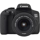 CANON EOS 750D (W) 18-55mm EF-S Kit