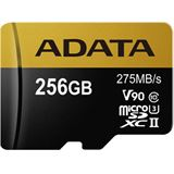 256 GB ADATA microSD SDXC Class 10 UHS-II U3 Retail
