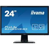 "24"" (60,96cm) iiyama ProLite B2483HS-B3 schwarz 1920x1080 1xHDMI"